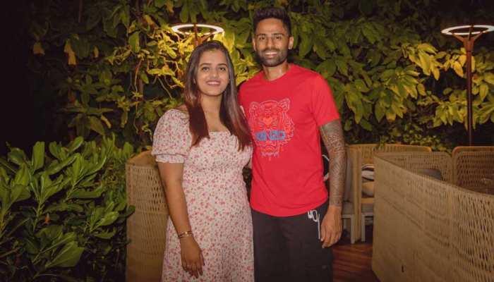 Friendship Day पर Suryakumar Yadav ने अपनी वाइफ Devisha Shetty को दिया प्यार भरा मैसेज