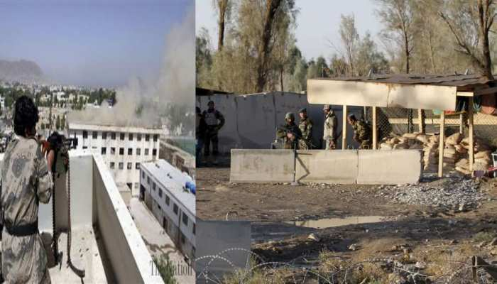 Taliban Rocket ଆକ୍ରମଣରେ ଥରହର Kandahar Airport; ବାତିଲ ହୋଇଗଲା ଉଡା଼ଣ