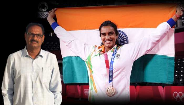 पीवी सिंधु के पिता ने जीत के बाद खोल दिया राज