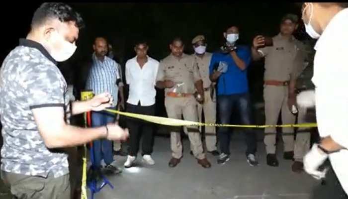 चंदौली पुलिस को मिली बड़ी कामयाबी, मुठभेड़ के बाद चार बदमाशों को किया गिरफ्तार, एक सिपाही घायल
