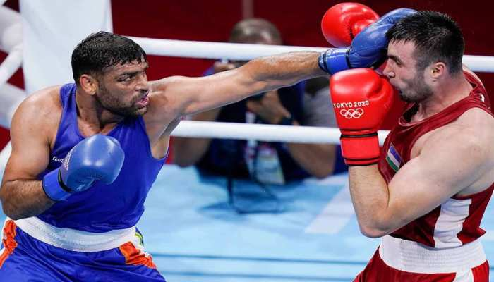 हार के बावजूद सतीश ने जीते दिल, दिखाया Indian Army का जज्बा, दुनिया के नंबर एक बॉक्सर ने बताया 'सच्चा योद्धा'