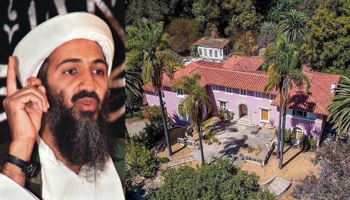 Osama bin Laden half-brother Ibrahim bin Laden puts dilapidated Bel Air mansion on the market for Rs. 208 Crore