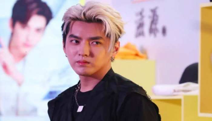 Chinese pop star Kris Wu detained after suspicion of committing rape and sexual abuse