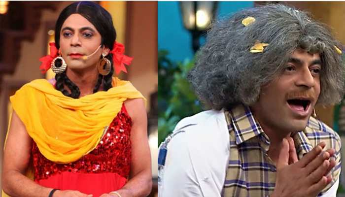 Most Popular characters played by sunil grover in the Kapil Sharma show which made the Show Hit