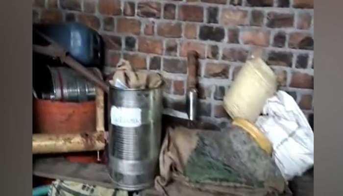 MP के इस जिले में फिर पकड़ी गई अवैध शराब फैक्ट्री, लाखों रुपए का माल जब्त