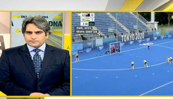 DNA ANALYSIS: टोक्यो ओलंपिक में हॉकी के वो '60 मिनट', जिन्हें भारत से कोई नहीं छीन सकता