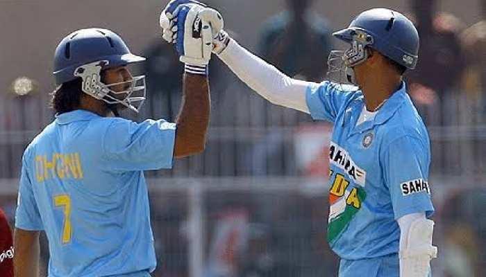 राहुल द्रविड़ ने खोला धोनी की सफलता का राज, बताया-किस तरह बने लिमिटेड ओवर क्रिकेट के 'सर्वश्रेष्ठ फिनिशर'