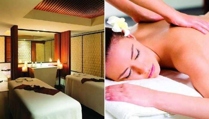opposite gender Massage Ban in Delhi Massage Center Spa Center