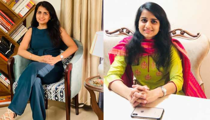Success Story: Saumya Sharma with hearing impairment, Despite Fever on UPSC Exam Date become IAS Officer on First attempt