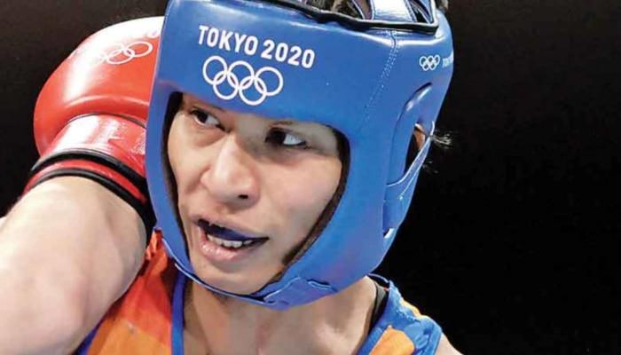 Tokyo Olympics: इतिहास रचने से चूकीं बॉक्सर लवलीना, ब्रॉन्ज मेडल पर किया कब्जा