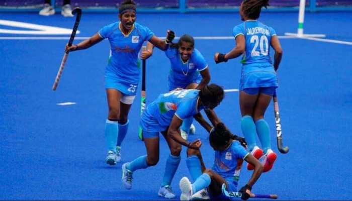 भारत की महिला हॉकी टीम सेमीफाइनल में अर्जेंटीना से 1-2 से हारीं, ब्रॉन्ज मेडल जीतने का मौका बरकरार