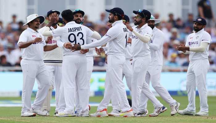 IND vs ENG 1st test: पहले टेस्ट के पहले दिन इंग्लैंड हुआ ढेर, भारतीय गेंदबाजों ने ढाया कहर
