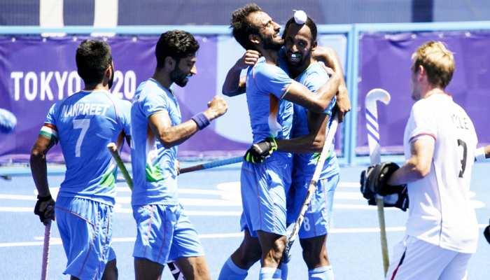 Tokyo Olympics: भारतीय हॉकी टीम ने रचा इतिहास, 41 साल बाद जीता ओलंपिक मेडल