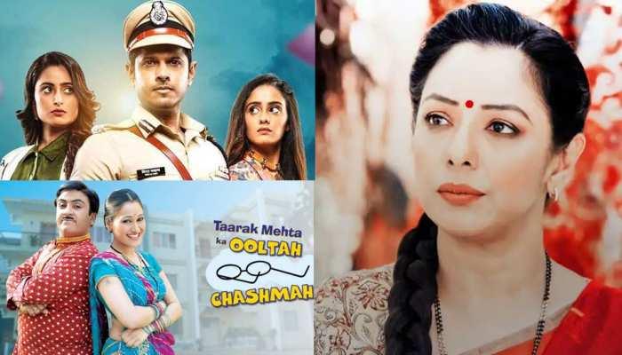 TRP List 30th Week 2021 : Taarak Mehta Ka Ooltah Chashmah, Anupama, Indian Idol 12 shows in the list