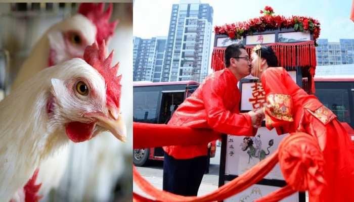 weird Rituals of marriage in China