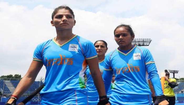 Tokyo Olympic : भारतीय महिला हॉकी टीम के हाथ से फिसला कांस्य पदक, ग्रेट ब्रिटेन से हारी