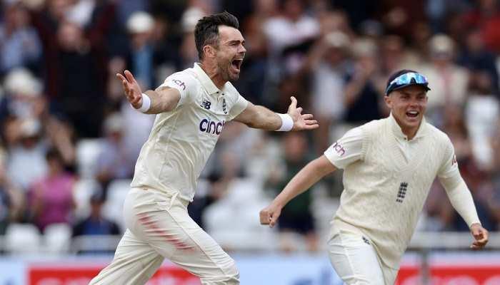 जेम्स एंडरसन ने अनिल कुंबले को पछाड़ा, बने तीसरे सबसे सफल टेस्ट गेंदबाज