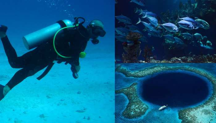 2 thousand years old lost city found underwater in egypt with submerged hidden treasures, discovery from sea look photos