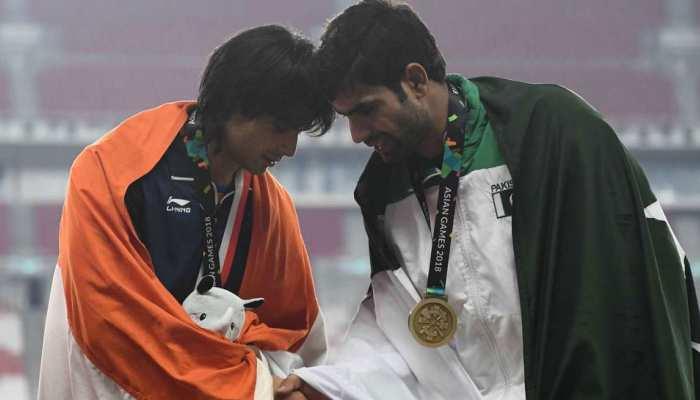 Pakistan के एथलीट ने नीरज चोपड़ा को बताया अपना आदर्श, कुछ देर बात डिलीट किया ट्वीट