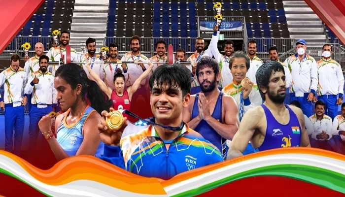 Tokyo Olympics 2020: नीरज चोपड़ा के 'गोल्डन थ्रो' के साथ खत्म हुआ भारत का ओलंपिक मिशन, जानिए हर खिलाड़ी का प्रदर्शन