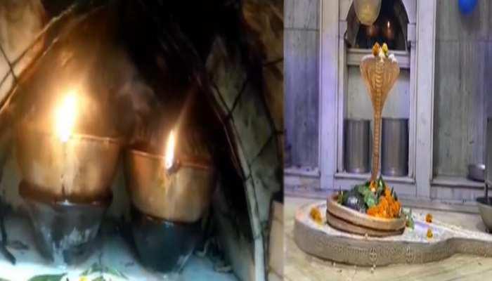 भोले के इस मंदिर में 450 सालों से जल रही ज्योत, सावन के महीने में लगता है श्रद्धालुओं का तांता