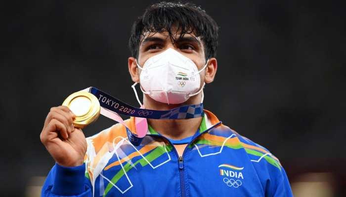 Tokyo Olympics के 'Golden Boy' Neeraj Chopra की वतन वापसी आज, एयरपोर्ट पर जोरदार स्वागत की तैयारी