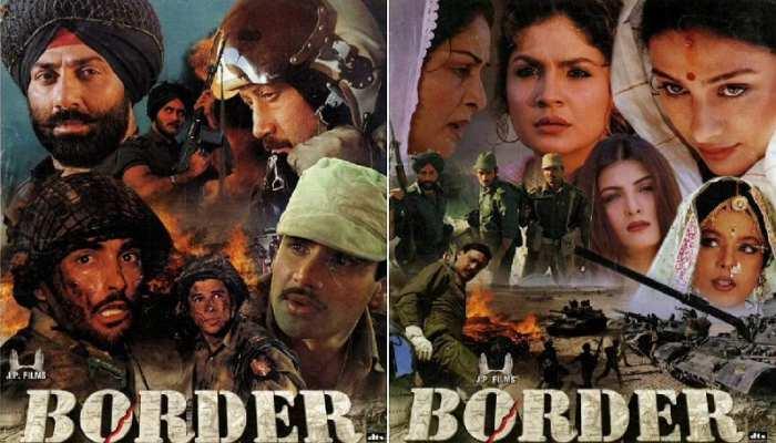 असली सैनिकों और हथियारों के साथ बनी थी फिल्म 'बॉर्डर', ये किस्से कर देंगे आंखें नम
