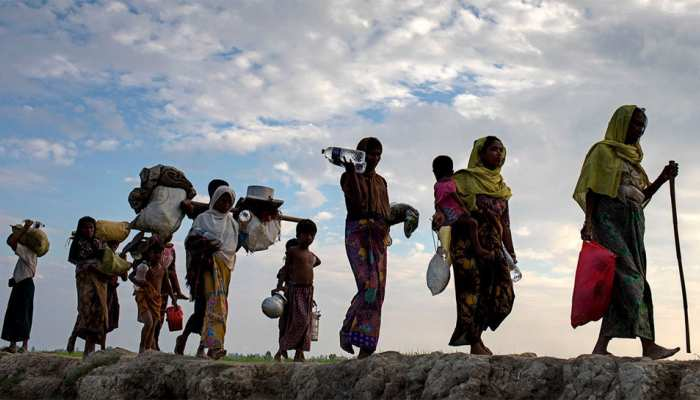 राष्ट्रीय स्तर पर NRC को लेकर फैसला नहीं, MHA ने Rohingya मुसलमानों को लेकर दी अहम जानकारी