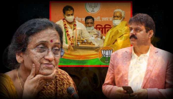 जितेंद्र सिंह बबलू को BJP ने निकाला, रीता बहुगुणा जोशी ने किया था विरोध