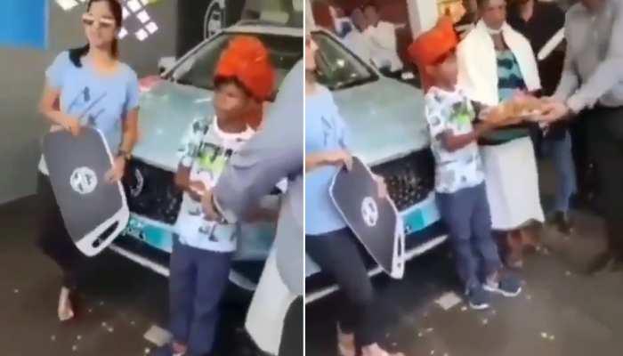 Bachpan Ka Pyar सॉन्ग से रॉकस्टार बना बच्चा, क्या गिफ्ट में मिली 23 लाख की कार?