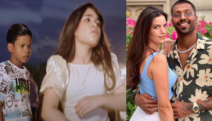 ...तो क्या Natasa Stankovic ही हैं Hardik Pandya के 'बचपन का प्यार'? ट्विटर पर यूं ट्रोल हुए कपल