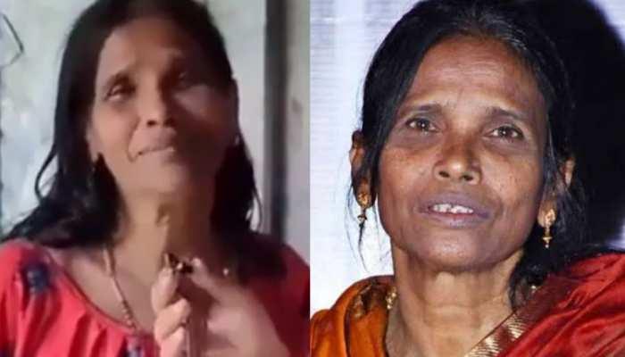 फिर वायरल हुआ Ranu Mondal का वीडियो, सोशल मीडिया पर मची धूम