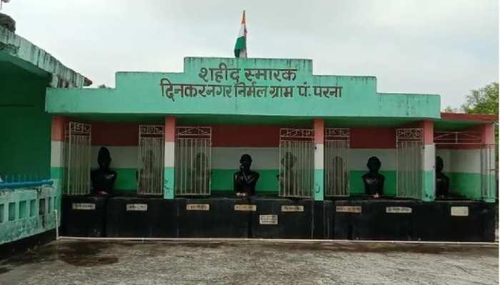 बेगूसराय के इस गांव ने पेश की देशभक्ति की अनूठी पहल, मंदिर में पूजे जाते हैं महापुरुष