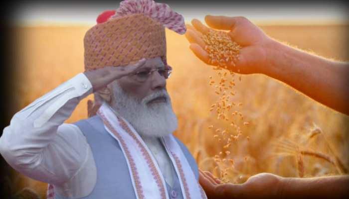 'छोटा किसान बने देश की शान',पीएम मोदी ने MSP पर दिया ये भरोसा