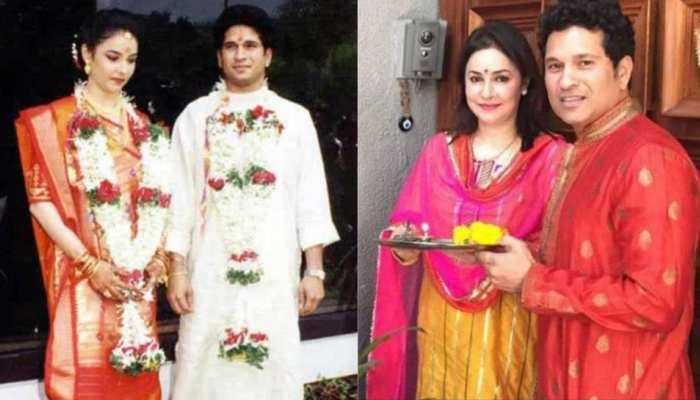Sachin Tendulkar and Anjali Tendulkar adorable Love Story, First meeting, Dating, Marriage, Courtship, Relationship