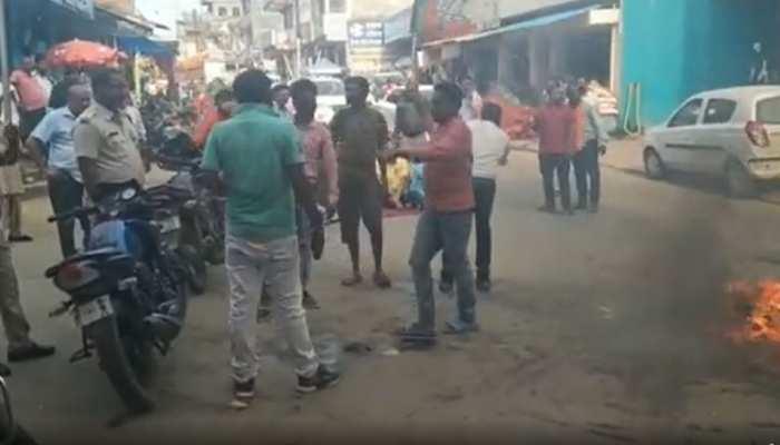 कहीं खुशी-कहीं गुस्सा: प्रतापपुर को जिला न बनाए जाने पर जनता में रोष, BJP का चक्काजाम
