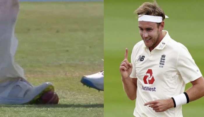 IND vs ENG: लॉर्ड्स में Ball Tampering करते दिखे इंग्लैंड के खिलाड़ी? बचाव में उतरे Stuart Broad