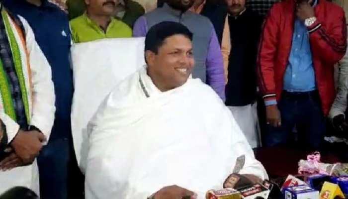 झारखंड के कृषि मंत्री बादल पत्रलेख ने BJP पर किया हमला, कहा-विपक्ष सकारात्मक भूमिका निभाए
