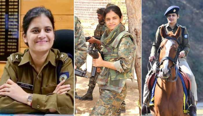 Success Story of IPS Shalini Agnihotri, A Bus Conductor Daughter topped in UPSC Exam