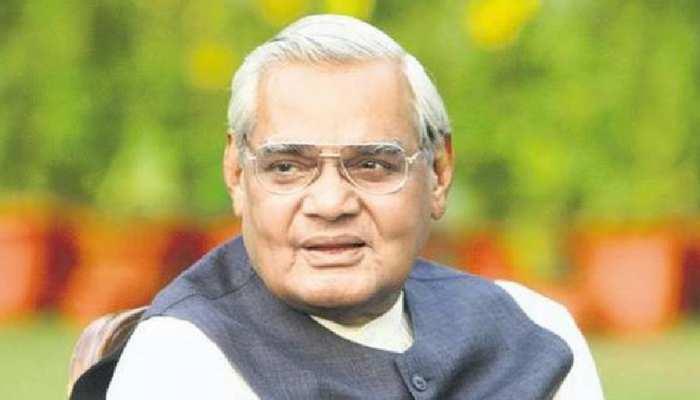 अटल बिहारी वाजपेयी की तीसरी पुण्यतिथी आज, बिहार-झारखंड के नेताओं ने दी श्रद्धांजलि