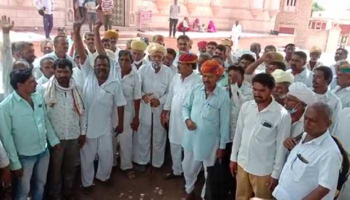 Gajendra Singh Shekhawat के खिलाफ नारेबाजी, BJP कार्यकर्ताओं ने लिया चुनाव का बहिष्कार का फैसला