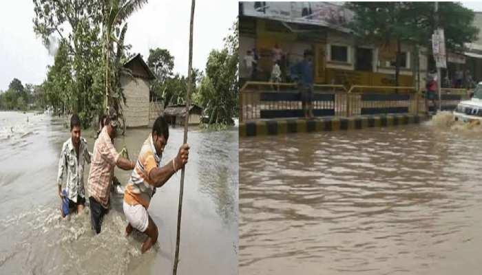 साहिबगंज में गंगा में 'सैलाब', मुख्यमंत्री हेमंत सोरेन 18 अगस्त को करेंगे हवाई सर्वेक्षण