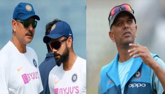 राहुल द्रविड़ नहीं बन पाएंगे टीम इंडिया के कोच! अब मिलेगी दूसरी जिम्मेदारी