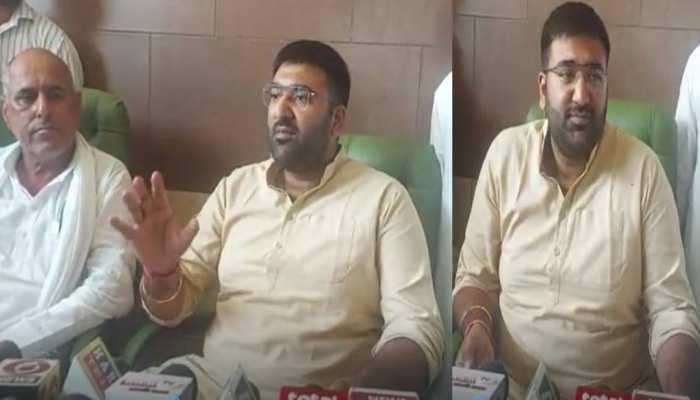 अर्जुन चौटाला ने भाजपा सरकार पर लगाए गंभीर आरोप, पेपर लीक मामले में किया ये बड़ा दावा