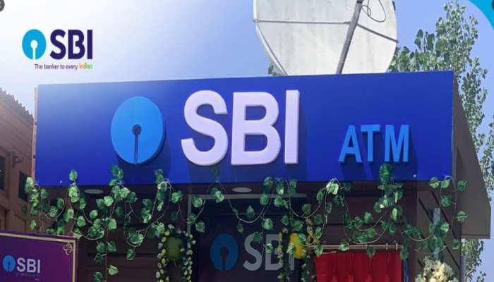 SBI gift for tourists in Srinagar, started floating ATM on Houseboat in dal lake