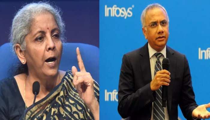 Income Tax Portal: दो दिन के बाद ठीक हुई पोर्टल की दिक्कत, Infosys CEO की वित्त मंत्री के सामने आज पेशी