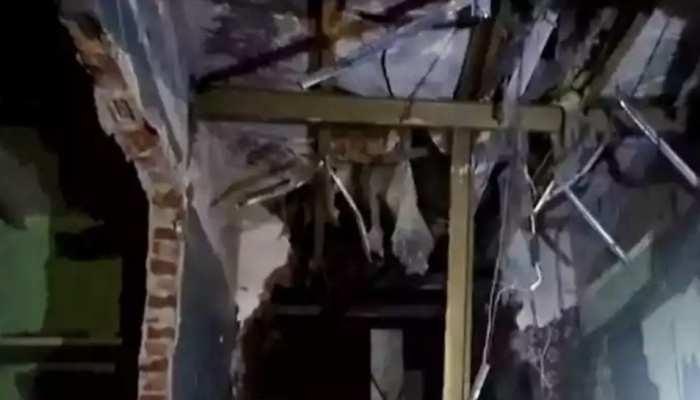 चल रहा था बर्थडे का जश्न, डीजे की आवाज के बीच ढह गई छत, 2 की मौत, 15 घायल