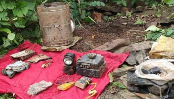 पूर्वी सिंहभूम के घाटशिला में उड़े पुलिस के होश, जिलिंगडुंगरी पहाड़ी पर स्टील ड्रम में बम की सूचना से हड़कंप