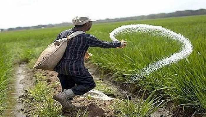 बेतिया में यूरिया खाद लेने के लिए धक्का-मुक्की, मारा-मारी करती नजर आईं महिला