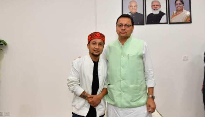 'Indian Idol 12' के विजेता पवनदीप राजन बनें उत्तराखंड के ब्रांड एंबेसडर